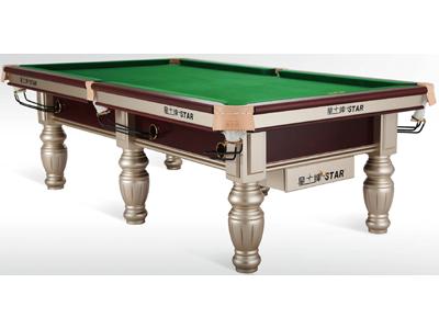 星牌台球桌  中式球台119-9A