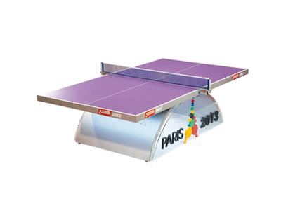2013巴黎世乒赛比赛用台